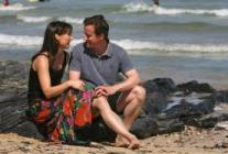 David Cameron stung by jellyfish in Spain
