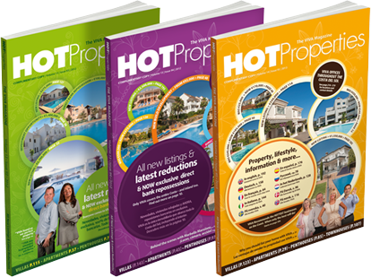 HOT Properties Magazine
