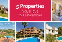 5 Properties You'll Love This November